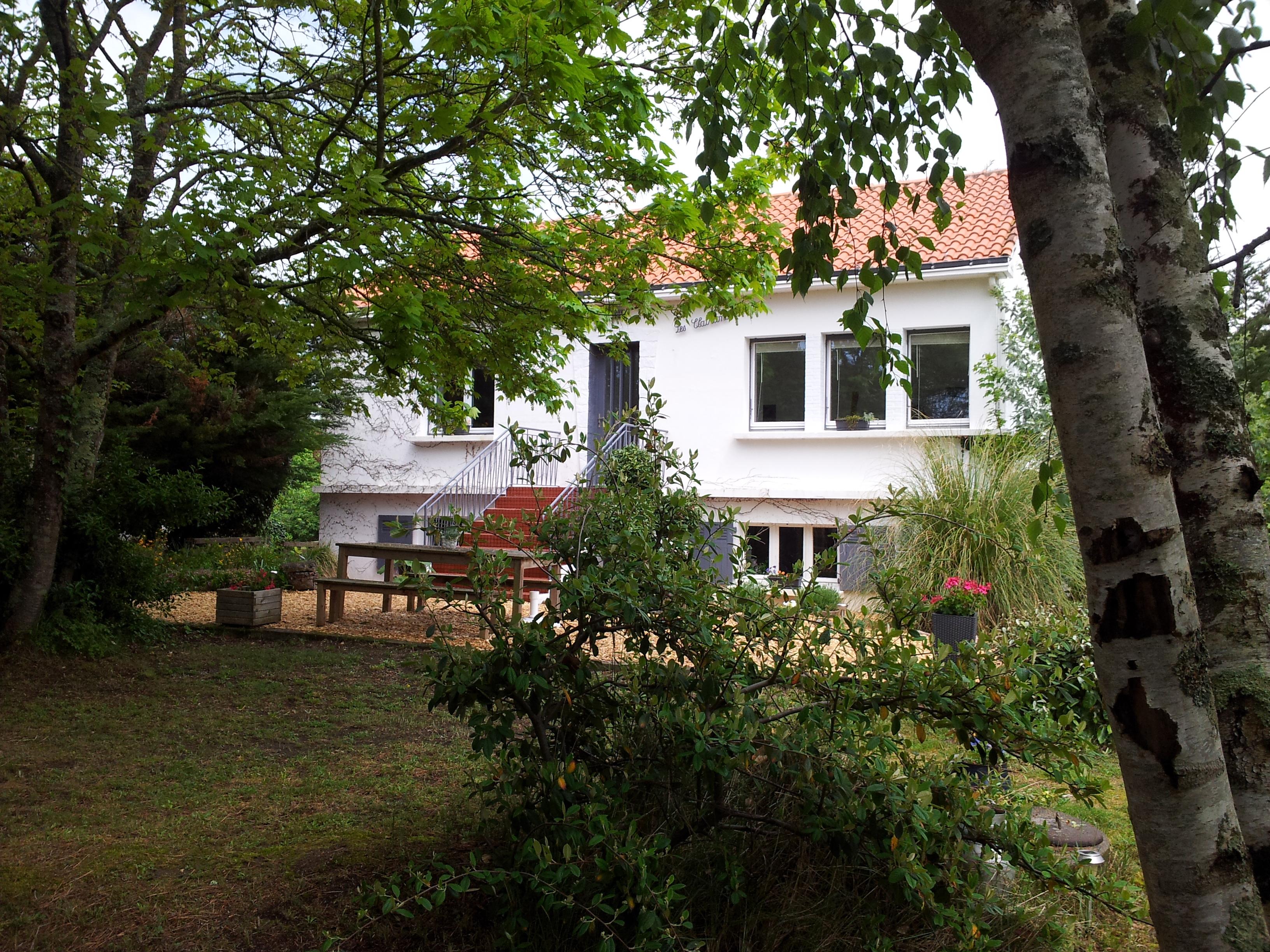 Chambres d h´tes Les Clairions en Vendée